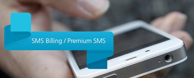 SMS Billing - SMS Payment
